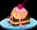 кусочек торта, шарик мороженого, мороженое, выпечка, кулинария, кондитерское изделие, еда, десерт, piece of cake, ice cream ball, ice cream, cherry, pastry, cooking, confectionery, food, stück kuchen, eiscremekugel, eiscreme, kirsche, gebäck, kochen, süßigkeiten, lebensmittel, nachtisch, morceau de gâteau, boule de crème glacée, crème glacée, cerise, pâtisserie, cuisine, confiserie, nourriture, pedazo de pastel, bola de helado, helado, cereza, pastelería, cocina, confitería, postre, pezzo di torta, palla gelato, gelato, ciliegie, cucina, pasticceria, cibo, dessert, pedaço de bolo, bola de sorvete, sorvete, cereja, pastelaria, cozinhar, confeitaria, comida, sobremesa, шматочок торта, кулька морозива, морозиво, вишня, випічка, кулінарія, кондитерський виріб, їжа