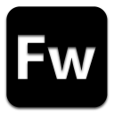 adobe fireworks black