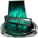 alcohol 120% teal