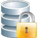 data bank, database, база данных, lock, block, disabled, замок, закрытый замок, блокировка, отключить