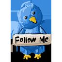 twitter, follow, me