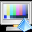 video ntsc bars pyramid 128