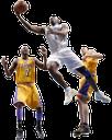 баскетбол, баскетболист, баскетбольный мяч