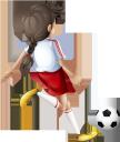 футболист, спортсмен, футбольный мяч, футбол, спорт, дети, девочка, footballer, athlete, soccer ball, children, girl, fußballspieler, athlet, fußball, kinder, mädchen, footballeur, athlète, football, ballon de football, sports, enfants, fille, futbolista, fútbol, balón de fútbol, deportes, niños, niña, calciatore, calcio, pallone da calcio, sport, bambini, ragazza, jogador de futebol, atleta, futebol, bola de futebol, esportes, crianças, menina, футболіст, футбольний м'яч, діти, дівчинка