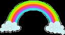радуга, rainbow, regenbogen, arc en ciel, arco iris, arcobaleno, arco-íris, веселка