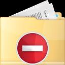folder, remove