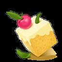 box, cake, торт, пироженое