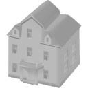 two-storied house