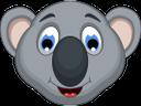 животные, коала, голова коалы, animals, koala head, tiere, koala kopf, animaux, tête de koala, animales, cabeza de koala, animali, testa di koala, animais, koala, cabeça de koala, тварини, голова коали