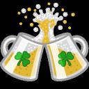 beer, clink