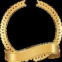 венок победителя, награда, венок, геральдика, лента, желтый, wreath of the winner, award, wreath, heraldry, ribbon, yellow, kranz des siegers, preis, kranz, heraldik, band, gelb, couronne du vainqueur, prix, couronne, héraldique, ruban, jaune, corona del ganador, cinta, amarillo, corona del vincitore, premio, corona, araldica, nastro, giallo, grinalda do vencedor, prêmio, grinalda, heráldica, fita, amarelo, вінок переможця, нагорода, вінок, стрічка, жовтий