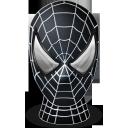 spiderman mask venom