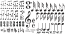 музыкальные ноты, musical notes, музичні ноти, скрипичный ключ, скрипковий ключ, октава, treble clef, noten, violinschlüssel octave, notes de musique, clef triple, octave, notas musicales, clave de sol, octava, note musicali, chiave di violino, ottava, notas musicais, clef de triplo, oitava