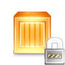 send box lock