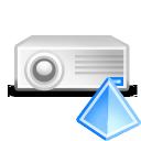 projector pyramid