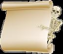 хэллоуин, скелет, чистый лист, свиток, skeleton, scroll, skelett, blank, blättern, squelette, vide, rouleau, blanco, voluta, halloween, scheletro, vuoto, rotolo, o dia das bruxas, esqueleto, em branco, rolo
