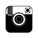 s icons, social, media, icons, black, color, transparent, background, 512x512, 0029, instagram