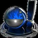 yahoo messenger blue