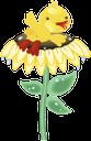 желтый утенок, птицы, подсолнух, yellow duckling, birds, sunflower, gelbes entlein, vogel, sonnenblume, petit canard jaune, oiseau, tournesol, patito amarillo, pájaro, girasol, anatroccolo giallo, uccello, girasole, patinho amarelo, pássaro, girassol, жовте каченя, птиці, соняшник