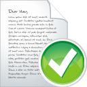 accept, blog, post, блог, пост, письмо, letter, принять, подтвердить, согласие