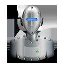robot, 128, hot