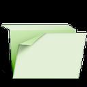folder general green