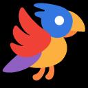 parrot, bird, animal, pet, птица, попугай