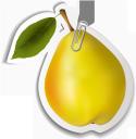 груша, фрукты, скрепка, этикетка, желтый, pear, label, yellow, birne, obst, etikett, gelb, poire, fruit, agrafe, étiquette, jaune, amarillo, frutta, clip, etichetta, giallo, pera, fruta, clipe, etiqueta, amarelo, скріпка, етикетка, жовтий