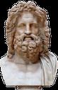 зевс, мраморный бюст зевса, древнегреческая скульптура, a marble bust of zeus, ancient greek sculpture, eine marmorbüste von zeus, antike griechische skulptur, un buste en marbre de zeus, la sculpture grecque antique, un busto de mármol de zeus, escultura del griego clásico, un busto in marmo di zeus, scultura antica greca, zeus, um busto de mármore de zeus, antiga escultura grega
