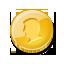 gold coin single