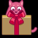cat, gift