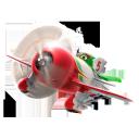 el chupacabra plane icon 2