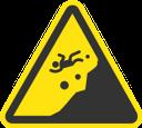 знак, предупреждающие знаки, знак опасность, знак осторожно падение, sign, warning signs, danger sign, caution sign drop, zeichen, warnzeichen, warnschild, vorsicht zeichen fallen, signe, signes avant-coureurs, signe de danger, attention signe baisse, señal, señales de advertencia, señal de peligro, caida señal de precaución, segno, segnali di pericolo, segno di pericolo, goccia del segno di cautela, sinal, sinais de alerta, sinal de perigo, sinal de cautela, попереджувальні знаки, знак небезпека, знак обережно падіння