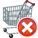 shopping cart, remove, корзина для покупок, тележка для покупок, удалить