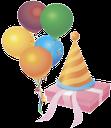 воздушный шарик, inflatable balloon, надувной шарик, разноцветные воздушные шары, праздник, bunte luftballons, feiertag, geschenk-box, clownhut, подарочная коробка, колпак клоуна, balloon, colorful balloons, holiday, gift box, clown hood, ballon, ballons colorés, vacances, boîte-cadeau, chapeau de clown, globo, globos de colores, vacaciones, caja de regalo, sombrero de payaso, palloncino, palloncini colorati, vacanza, regalo, cappello del pagliaccio, balão, balões coloridos, feriado, caixa de presente, chapéu de palhaço, повітряна кулька, надувна кулька, різнокольорові повітряні кулі, свято, подарункова коробка, ковпак клоуна