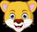 животные, пума, голова пумы, animals, puma head, tiere, puma kopf, animaux, cougar, tête de puma, animales, cabeza de puma, animali, testa di puma, animais, puma, cabeça puma, тварини, голова пуми