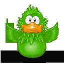 flap, хлопать, махать, радость, happy, утка, утенок, duck