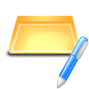 gold write