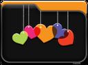 multi hearts, много сердец, сердца
