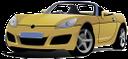 легковой автомобиль, a car, легковий автомобіль, pkw, voiture de voyageurs, automóviles de turismo, autovettura, automóveis de passageiros, 乘用车, кабриолет, желтый