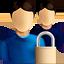 users, lock