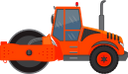 строительная техника, дорожный каток, трактор, дорожная техника, construction machinery, road roller, road machinery, machines de construction, rouleau de route, tracteur, machines de route, maquinaria de construcción, rodillo de camino, tractor, maquinaria de camino, macchine edili, rullo compressore, trattore, macchine stradali, maquinaria de construção, rolo de estrada, trator, maquinaria da estrada, будівельна техніка, дорожній каток, дорожня техніка