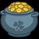 pot, of, gold