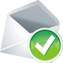 mail, accept, envelope, message, конверт, сообщение, почта