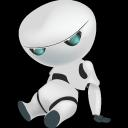 sad robot sh