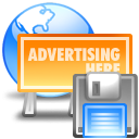 web advertising save 128