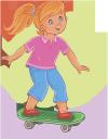 дети, ребенок, девочка, радость, children, child, girl, joy, kinder, kind, mädchen, freude, enfants, enfant, fille, joie, niños, niño, niña, alegría, deporte, patín, bambini, bambino, ragazza, gioia, sport, skateboard, crianças, criança, menina, alegria, esporte, skate, діти, дитина, дівчинка, радість, спорт, скейтборд