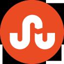 s icons, social media icons, basic, round, set, gradient color, 512x512, 0005, stumbleupon