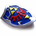 hylian shield 3 d