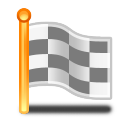 square flag